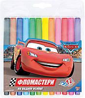Фломастеры 12 цветов 1 Вересня серия для мальчиков