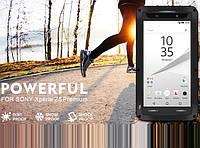 """SONY E6883 Z5 premium Пылевлагозащитный металлический алюминиевый чехол бампер рамка для телефона """"LOVE MEI"""""""