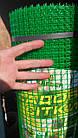 Пластиковая сетка заборная 1 х 10 (10х10мм), фото 2