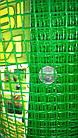 Пластиковая сетка заборная 1 х 10 (10х10мм), фото 3