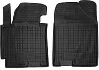 Полиуретановые передние коврики для Hyundai Elantra V (MD/UD) 2011-2015 (AVTO-GUMM)