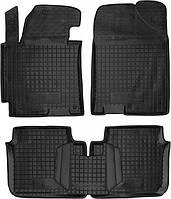 Полиуретановые коврики для Hyundai Elantra V (MD/UD) 2011-2015 (AVTO-GUMM)