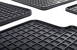 Резиновые коврики в салон Kia Cerato III (YD) 2013- (STINGRAY), фото 2