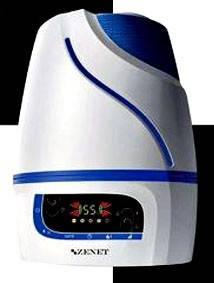 Увлажнитель воздуха с функцией холодного пара с гигростатом — ZENET CF-2720