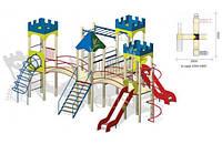 Игровой комплекс для детей КВ 3-5