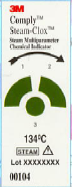 Мультипараметрический химический индикатор 3M™ Comply™ Steam-Clox™