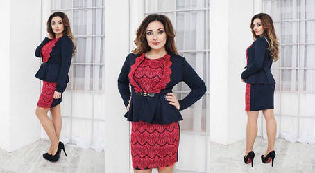 Костюм платье и пиджак , фото 2