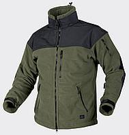 Куртка Windblockers Helikon-Tex® Classic Army Windblocker - Олива/Черная