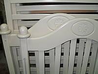 Реставрация детской кроватки.