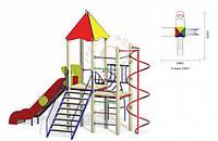 Детский игровой комплекс КС 2-2