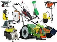 Прокат садовой техники