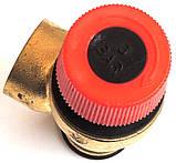 """Клапан безопасности 3 бара (взрывной, предохранительный под """"клипсу"""") Praga, Rocterm, код сайта 4078, фото 3"""