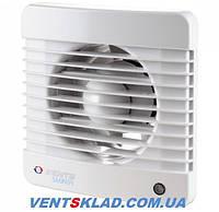 Вытяжной вентилятор для ванной Вентс 100 Силента-М