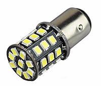 Автомобильный светодиод P21W (33-SMD)(2835)(Белый)