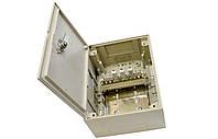 Пластмассовая распределительная коробка на 50 пар, с замком (аналог KRONECTION-Box II, 6406 1 015-21), IP30