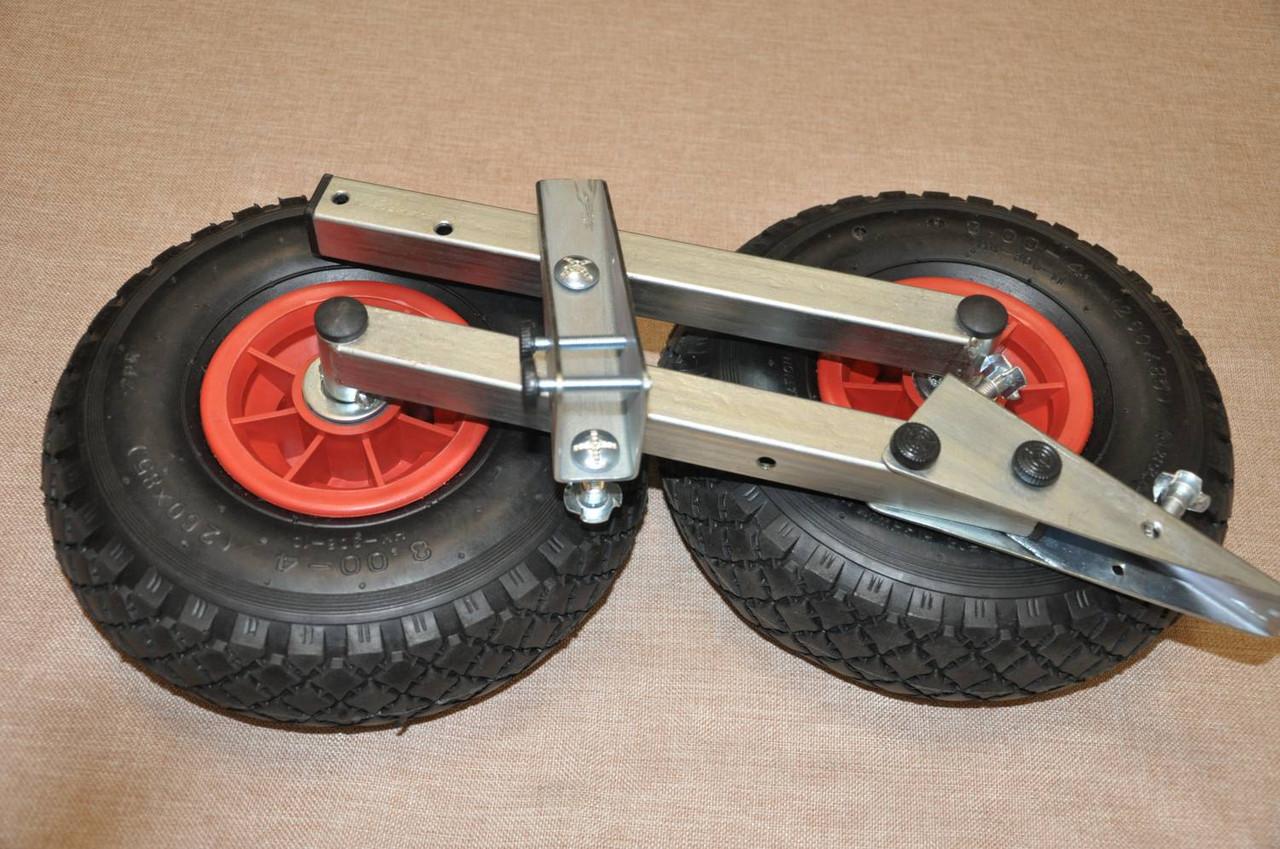 Транцевые колеса BVS КТ270base