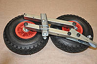 Транцевые колеса BVS КТ270base, фото 1