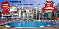 25 000 евро - двухуровневый пентхаус с мебелью в к-се Elite 1 в 200 м от пляжа на Солнечном Берегу