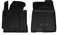 Полиуретановые передние коврики в салон Kia Cerato III (YD) 2013- (AVTO-GUMM)