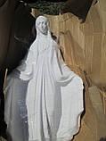 Статуя Матінки Божої Покрова № 1 высота 1 м, фото 4