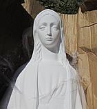 Статуя Матінки Божої Покрова № 1 высота 1 м, фото 5