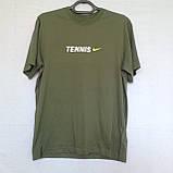 Мужская хлопковая футболка Nike., фото 7