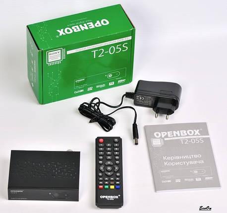 Т2 тюнер Openbox® T2-05S HD, фото 2
