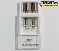 Набор иглы швейные универсальные №100 (Groz Beckert)
