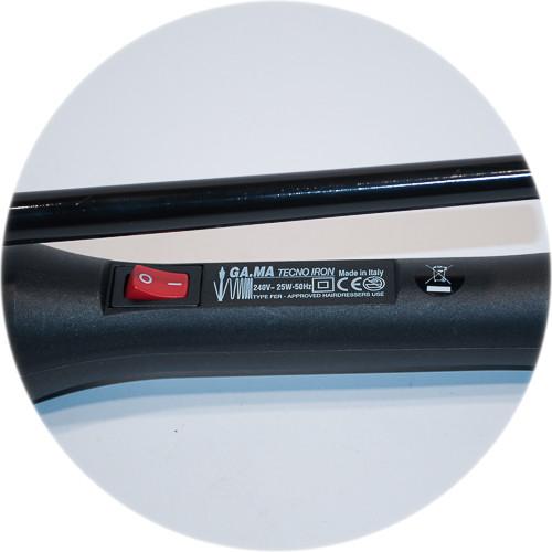 кнопка на ручке плойки GA.MA 520-TK