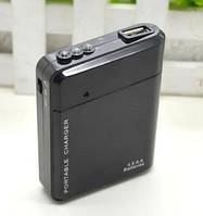 Экстренное зарядное USB от 4xAA пальч батарей