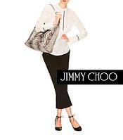 Jimmy Choo Raven. Обзор женской сумочки из кожи питона.