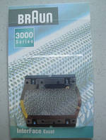 Сетка 11B Series 1 New/3000 Braun 682