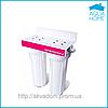 Проточные 2-х ступенчатые бытовые фильтры для очистки воды