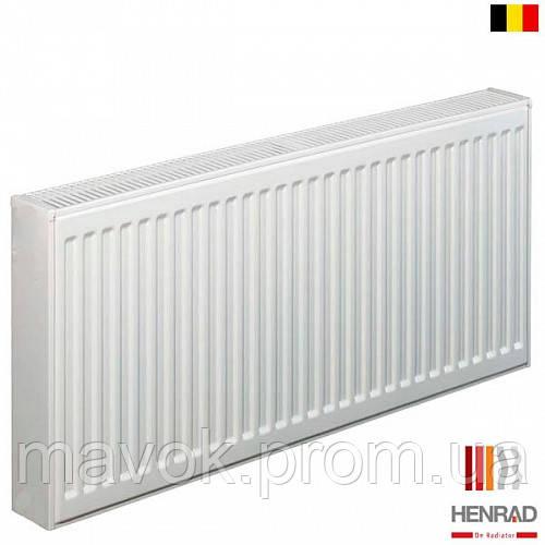 Стальные радиаторы отопления хенрад