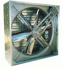 Вентилятор торцевой ES 100