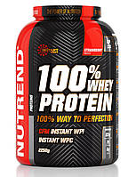 Nutrend 100% Whey Protein 2250g, фото 1