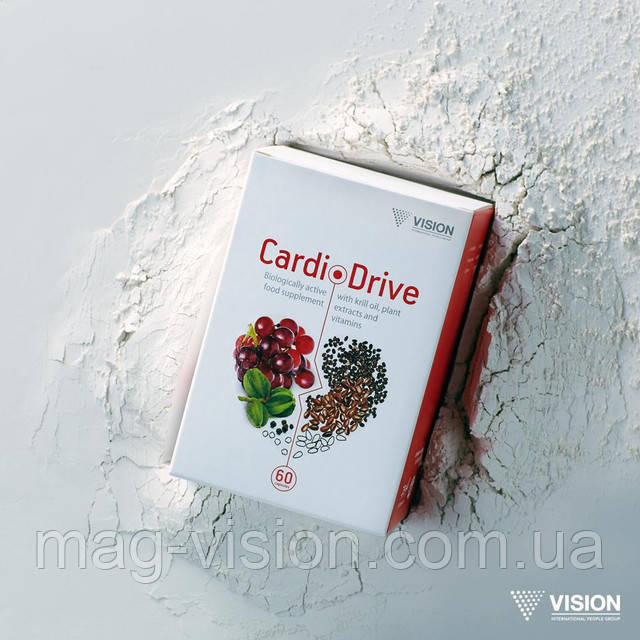 CardioDrive (КардиоДрайв) по сути является инновационным продуктом, воплотившим в себе все современные достижения в области производства БАД, в частности для предотвращения возникновения заболеваний сердца.