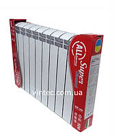 Биметаллические радиаторы Alltermo Super 500/100, фото 1