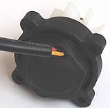Датчик протоку води в зборі з адаптером (без фір.уп, Китай) котлів Rocterm TDC R та ін, арт.T10110D, к. з.0115, фото 5