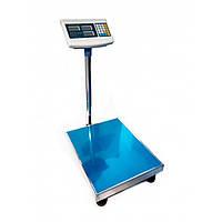 Весы торговые, товарная платформа 300 кг ACS 300