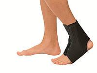 Бандаж на голеностопный сустав с анатомическими шинами