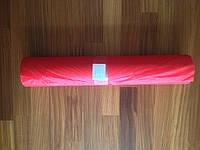 Простынь одноразовая 21гр 0,8*100м. красная