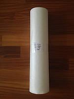 Одноразовые простыни 17гр 0,6*100м. белые