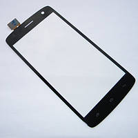 Тачскрин сенсорное стекло для Fly IQ4503 Era Life 6 black
