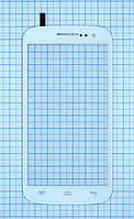 Тачскрин сенсорное стекло для Fly IQ451 Vista white