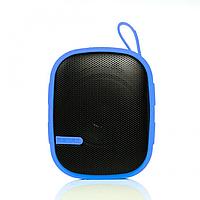 Беспроводная Колонка Remax Bluetooth 3.0 Speaker X2-Mini синий