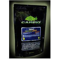 Carpio Пеллетс Trout  Carpio (Carpio TROUT pellets 10 mm. 0.9kg)