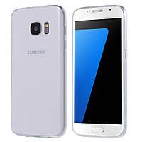Чехол силиконовый Ультратонкий Baseus для Samsung Galaxy S7 G930 Прозрачный