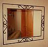 Зеркало кованое в прихожую 1, фото 2