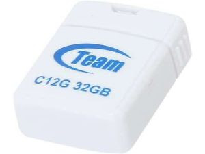 Флеш-накопитель USB 32Gb Team C12G White (TC12G32GW01)